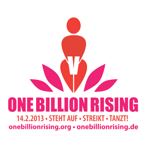 ONE BILLION RISING - Logo für Homepage