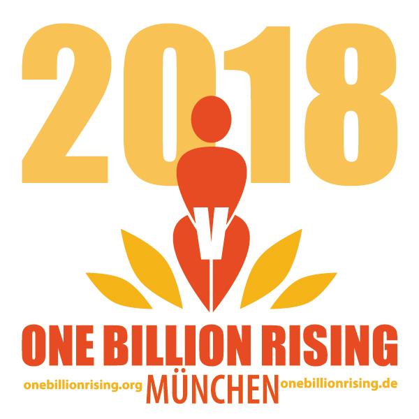 One Billion Rising München 2018 www.onebillionrising.de