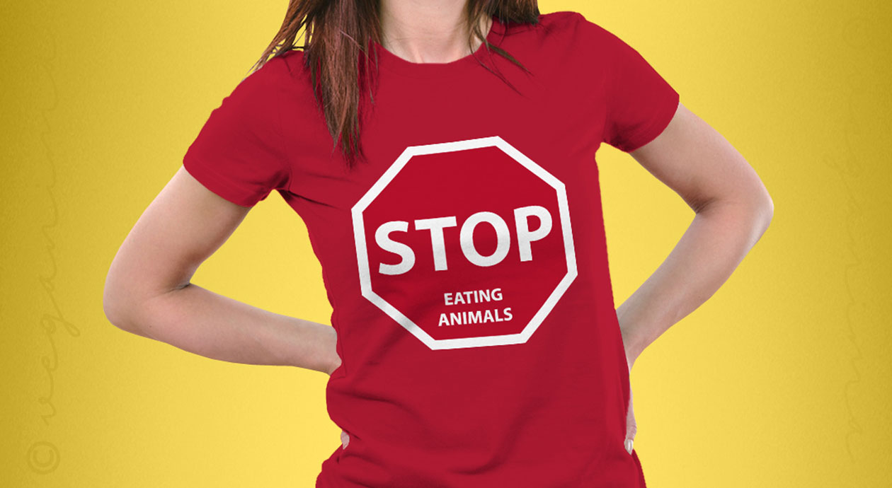 Veganima - Stop eating animals