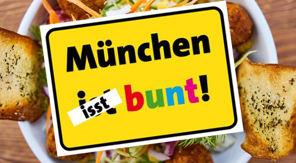 München isst bunt