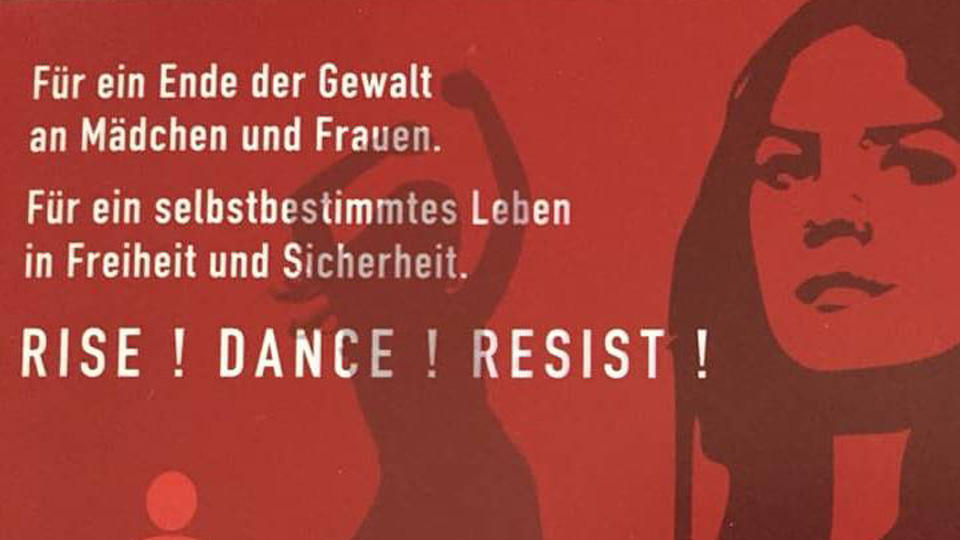 One Billion Rising 2019 München