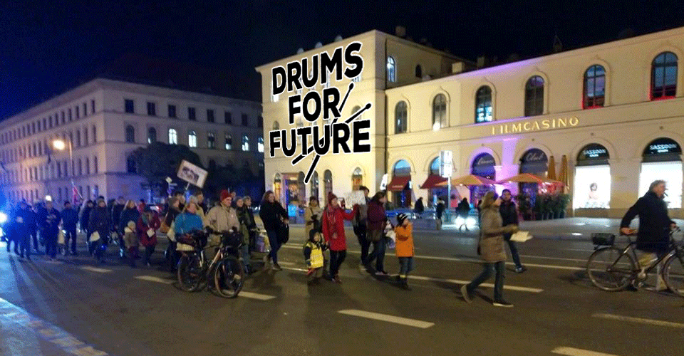 Parents for Future - Fridays for Future - Drums for Future