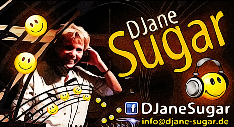 DJane Sugar Musiktipps