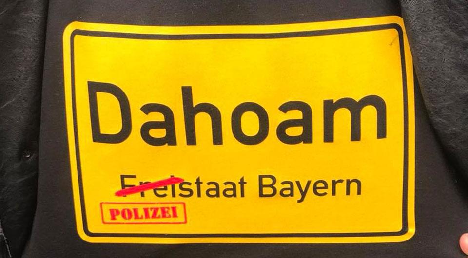 Freitstaat - Polizeistaat Bayern