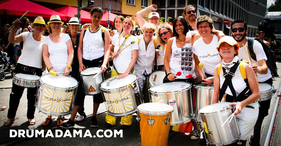 Sambagruppe München Drumadama Street Percussion