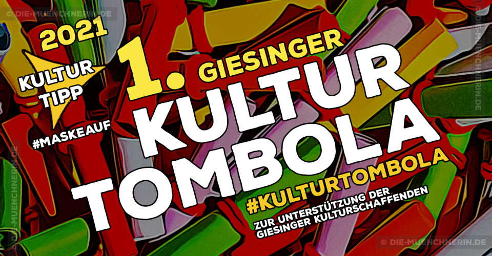 Giesinger Kultur-Tombola 2021